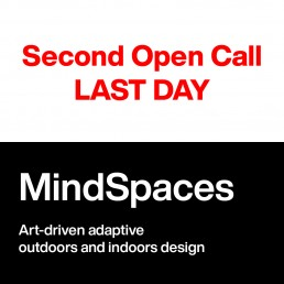 MindSpaces 2nd Open Call for Artists. LAST DAY TO APPLY!