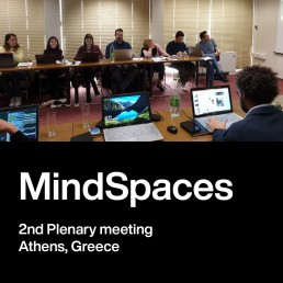 Second Plenary Meeting of MindSpaces